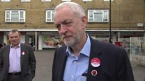 Corbyn: Not embarrassed by Abbott's police cost error