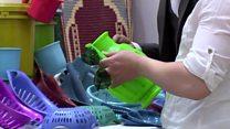 اولین نمایشگاه بین المللی صنعت پلاستیک در کابل برگزار شد