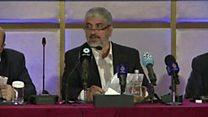 """""""حديث الساعة """"  وثيقة حماس الجديدة"""