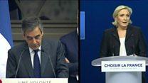 ပြင်သစ် လက်ယာစွန်း သမ္မတလောင်း  မိန့်ခွန်းစကား ခိုးတယ်လို့ စွပ်စွဲခံနေရ