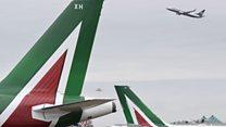 Alitalia's flight path to bankruptcy