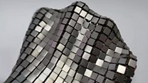 Nasa's new space fabric