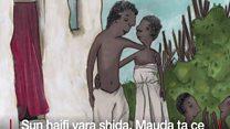 Yadda ake hukunta 'yan matan da suka yi ciki a Uganda