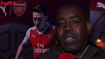 Arsenal fan 'racially abused at Spurs'