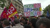 Кого больше боятся французы: ЕС или крайне правых?