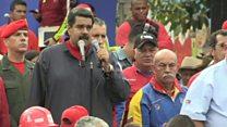 رئیس جمهوری ونزئلا در فکر تشکیل مجلسی از 'شهروندان عادی' است