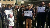 تنگنای مالی و رفاهی همراه با فشارهای امنیتی برای فرهنگیان ایران