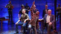 Can you create a feel-good 9/11 musical?