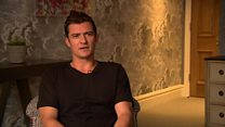 Orlando Bloom: I would love to be Bond