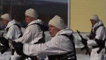 Росія показала зарубіжним ЗМІ арктичну бригаду