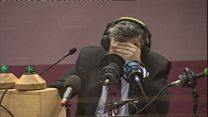 Politicians in on air mishaps
