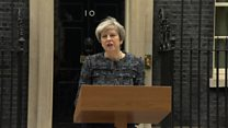 May: EU trying to interfere in UK election