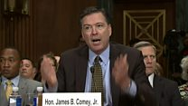 FBI director: 'Choice between real bad and catastrophic'