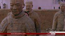 ۲۰۰۰ کاله مخکې به د چین د ټېره کوټا پوځ څه ډول ښکارېده؟