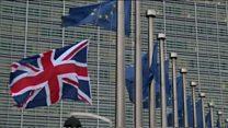 ТВ-новости: развод по-европейски, или сколько стоит выход из ЕС?