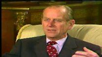 When Prince Phillip spoke to Newsround