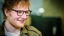 Ed Sheeran: 'It's like therapy'
