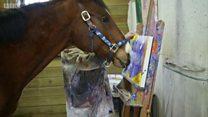 पेंटर घोड़ा