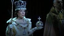 Инна Чурикова: я влюблена в Елизавету II