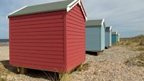 Findhorn's £25,000 beach huts divide opinion