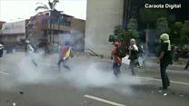Смертоносні протести у Венесуелі