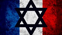 Jewish voters 'feel anxious' about Le Pen