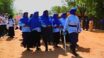 En Somalie, de plus en plus femmes s'engagent dans la police