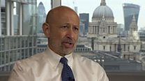 Goldman draws up Brexit contingency plans
