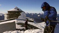Чи буде відновлена будівля обсерваторії на горі Піп Іван?