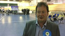 Conservative disappointment in Newport
