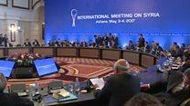 الامم المتحدة ترحب باتفاق المناطق الآمنة والمعارضة ترفضه