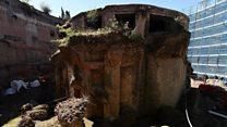 روما تشرع في ترميم قبر مؤسس الإمبراطورية الرومانية