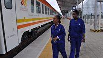 Wanawake watakaoendesha treni za kisasa Kenya