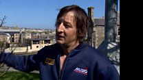 Rescued diver: 'I just tried to survive'