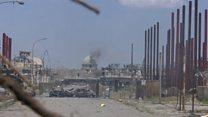 အီရတ်တပ်တွေ မိုဆူးလ်မှာ စစ်မျက်နှာသစ်ဖွင့်