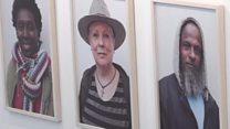 Chip Shop portraits exhibition launched