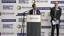 The man elected mayor of West Midlands