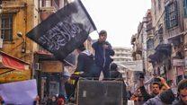 Lebanon's extremist city?