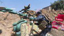 Offensive à Mossoul contre le groupe Etat Islamique