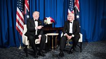 Is Trump right about Australian healthcare?