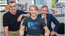 """Billy Monger: """"I want to drive again"""""""