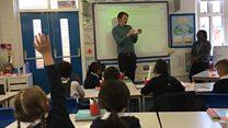 อังกฤษเริ่มทดลองสอนคณิตศาสตร์วิถีเอเชีย
