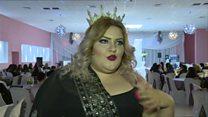 """ملكة """"جمال البدينات""""  مسابقة لكسر الصورة النمطية للجسد"""