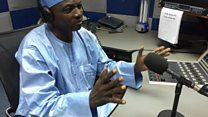 Yadda aka saki 'yan matan Chibok