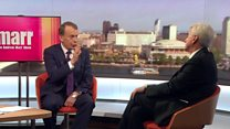 Marr questions McDonnell on Marxism