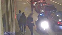Moped riders attempt Park Lane theft