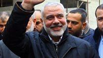 حماس تنتخب إسماعيل هنية رئيسا لمكتبها السياسي