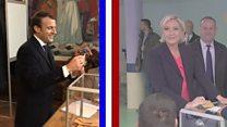 بين ماكرون ولوبان ...فرنسا تنتخب رئيسها الجديد