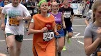 Record numbers take part in 10k