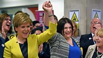 'A pretty clear emphatic win for the SNP'